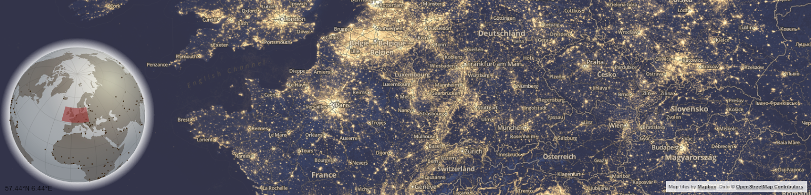 D3 js Tips and Tricks: Mapping with d3 js overview