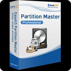 تحميل EASEUS PARTITION MASTER PROFESSIONAL مجانا لتقسيم و صيانة الهارد ديسك