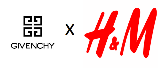 GIVENCHY X H&M FOR NEXT COLLABORATION?