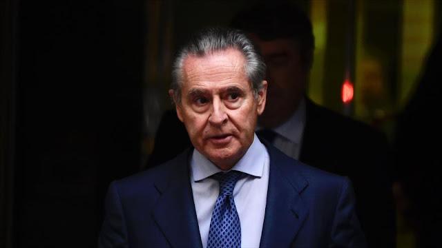 Hallan cuerpo baleado del expresidente de Caja Madrid