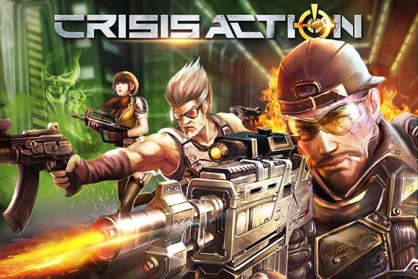 Crisis Action MOD APK [High Focus] V1.9.1 +DATA