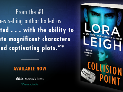 Collision Point by Lora Leigh Review