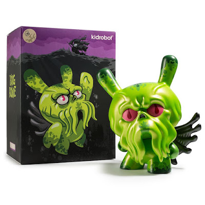 "King Howie 8"" Dunny Vinyl Figure by Scott Tolleson x Kidrobot"