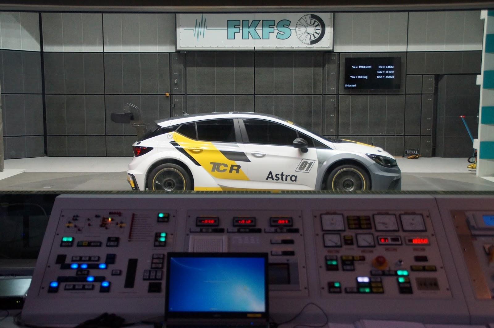 Opel Astra TCR 300278 Τελειοποιώντας την αεροδυναμική του Astra Opel, Opel Astra, Opel Astra TCR, Rally, Τεχνολογία