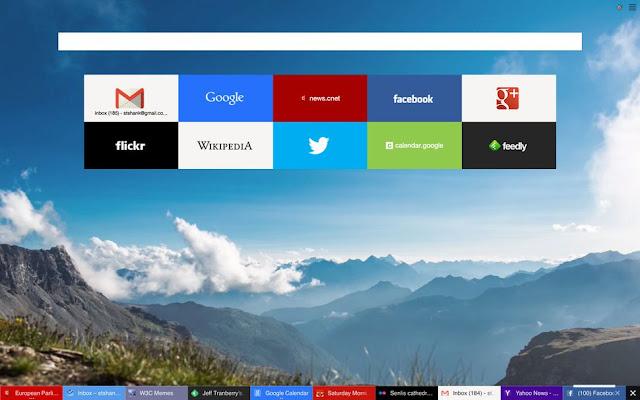 متصفح yandex Browser