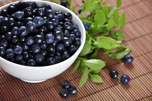 buah-buahan untuk mengatasi wajah keriput