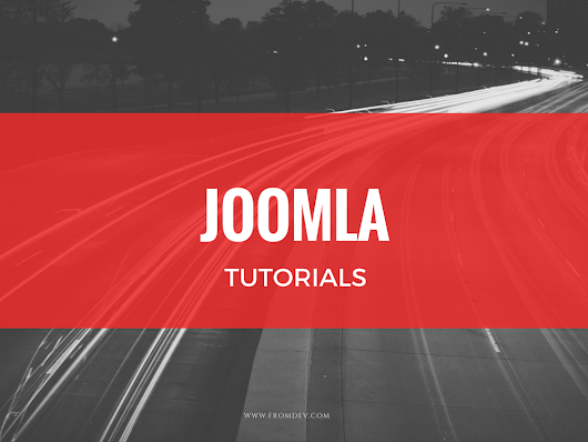 10+ Best Joomla Tutorials for Beginners