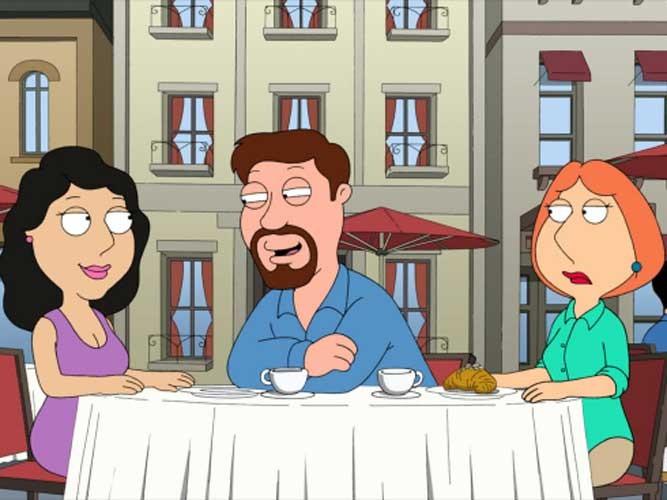 Family Guy - Season 9 Episode 17: Foreign Affairs