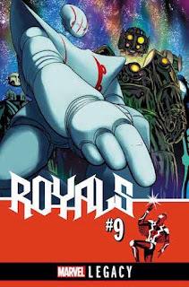 Royals #9 - Marvel Legacy