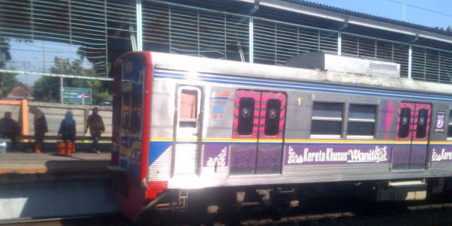 Rel Patah Selesai Diperbaiki, Perjalanan KRL Bogor-Jakarta Kembali Normal