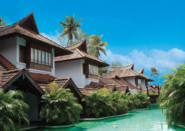 Kumarakom Lake Resort,Kerala