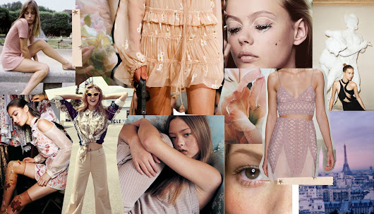 Inspiration: Summer mood boards