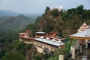 baba balak nath temple .