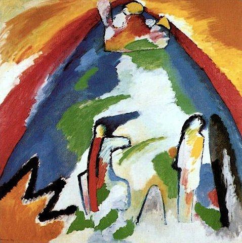 Vasilij Vasiljevič Kandinski - Page 3 Wassily+Kandinsky+-+Tutt%2527Art%2540+%252812%2529