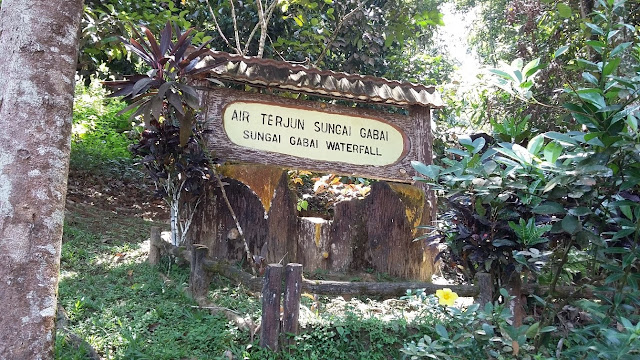 Air Terjun Sungai Gabai