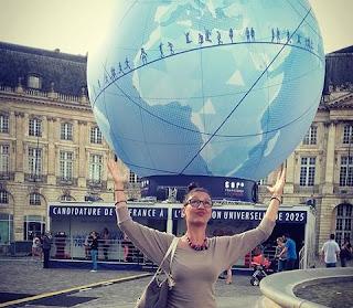 Expo universelle 2025 Bordeaux - #reportersanslimite @alohamoa