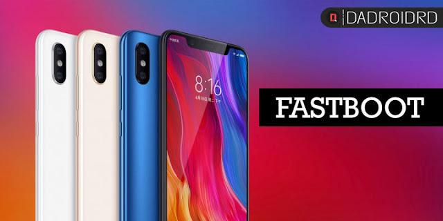 Cara Fastboot Xiaomi Mi 8/SE/Explorer Edition