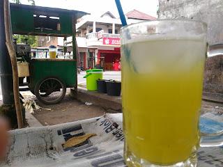 Es Tebu Minuman Tradisional Jawa Timur