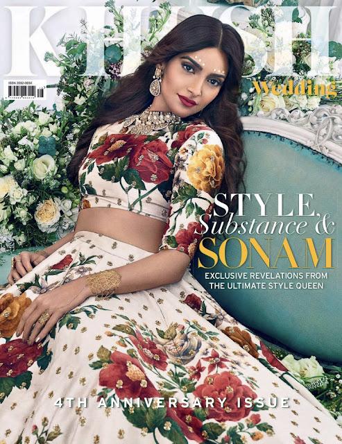 Sonam Kapoor Latest Photoshoot Images