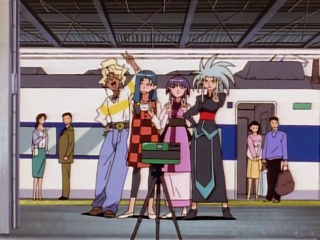 Download Tenchi in Tokyo Episode 05 Subtitle Indonesia