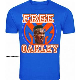 Charles Oakley Memes Arrested Video
