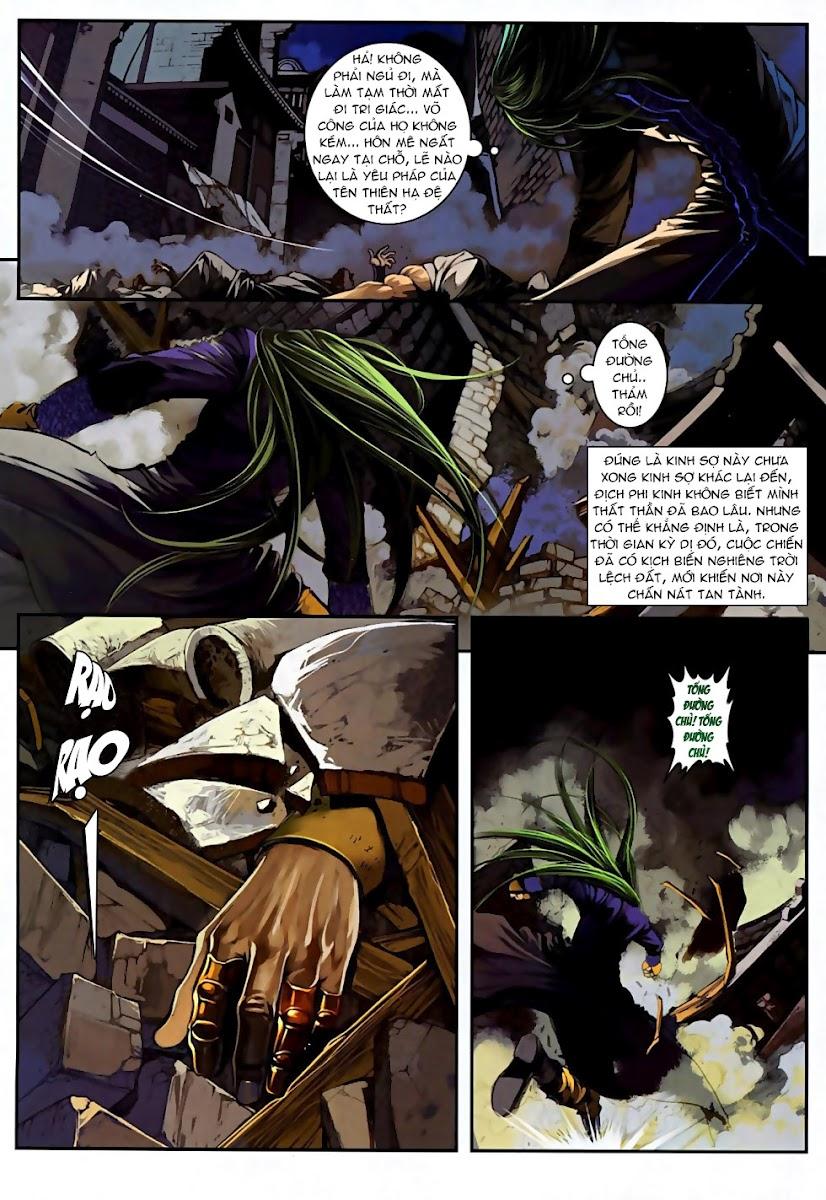 Ôn Thuỵ An Quần Hiệp Truyện Phần 2 chapter 5 trang 20