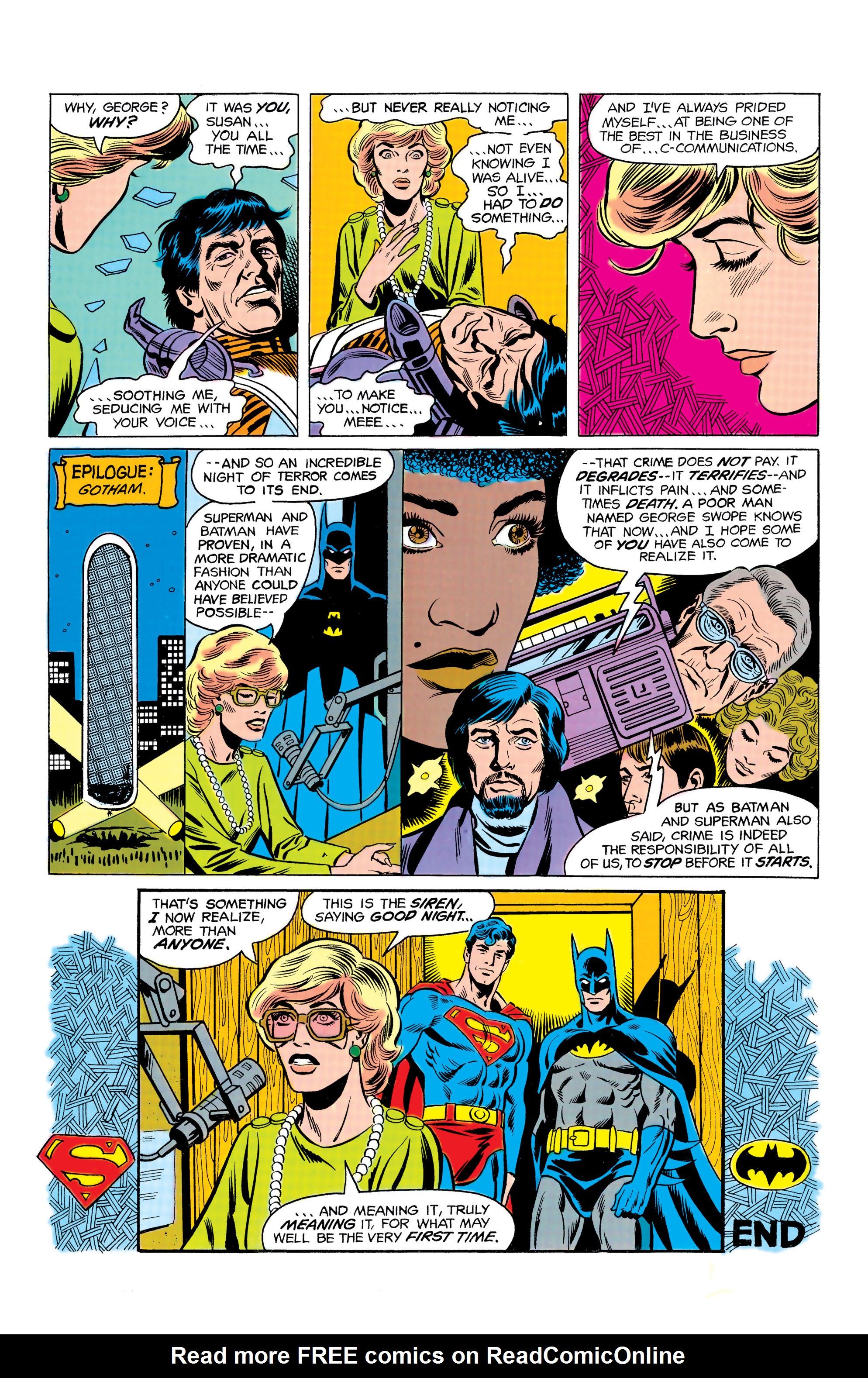 Read online World's Finest Comics comic -  Issue #292 - 24
