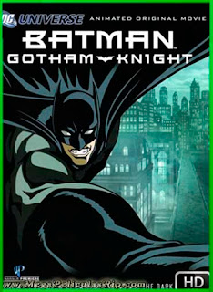 Batman: Guardian De Gotham 2008 | DVDRip Latino HD GDrive 1 Link