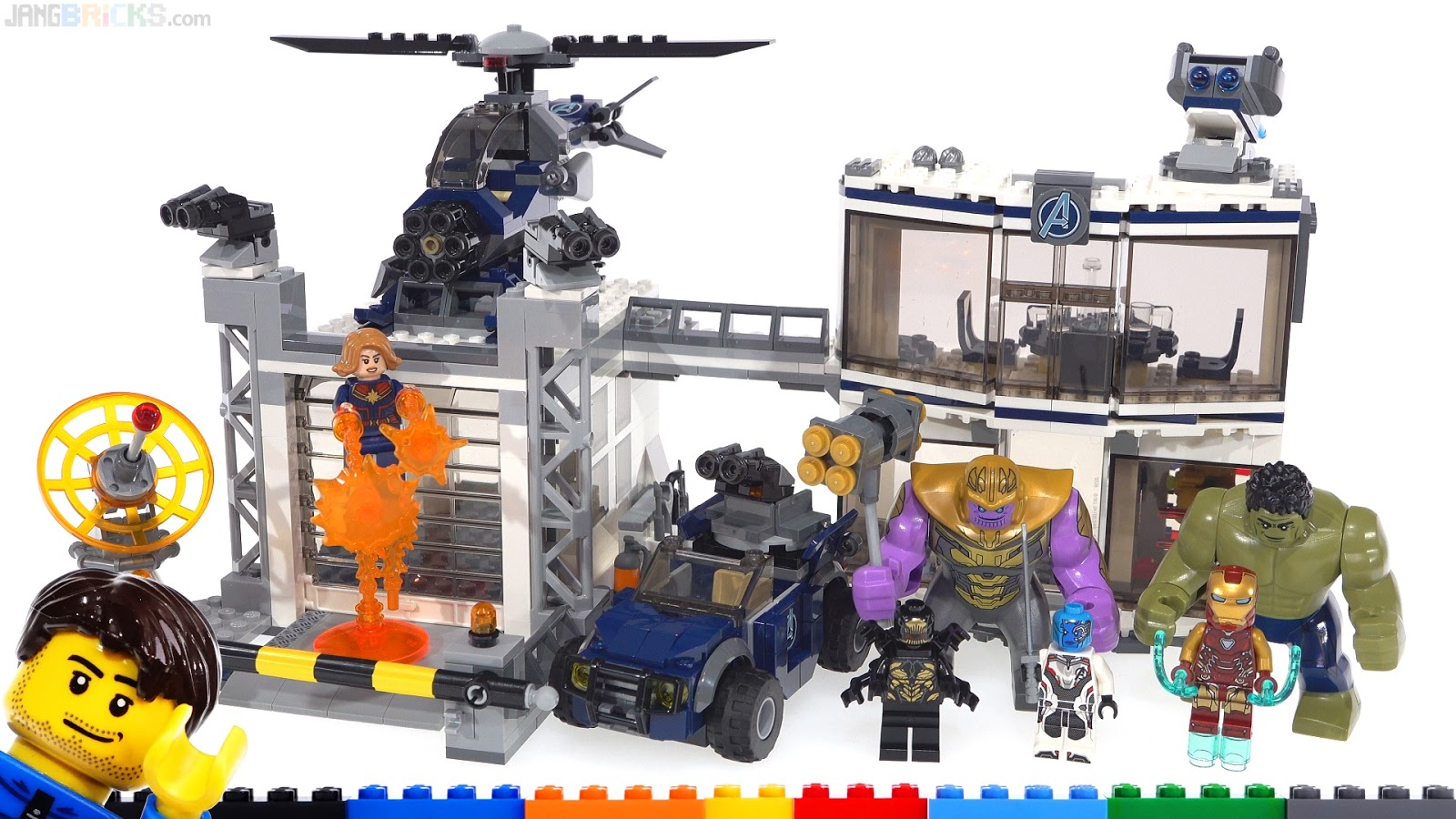 How much time goes into one set?