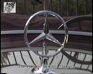 Victrace Retro Media Mercedes Benz Club Nederland 1989