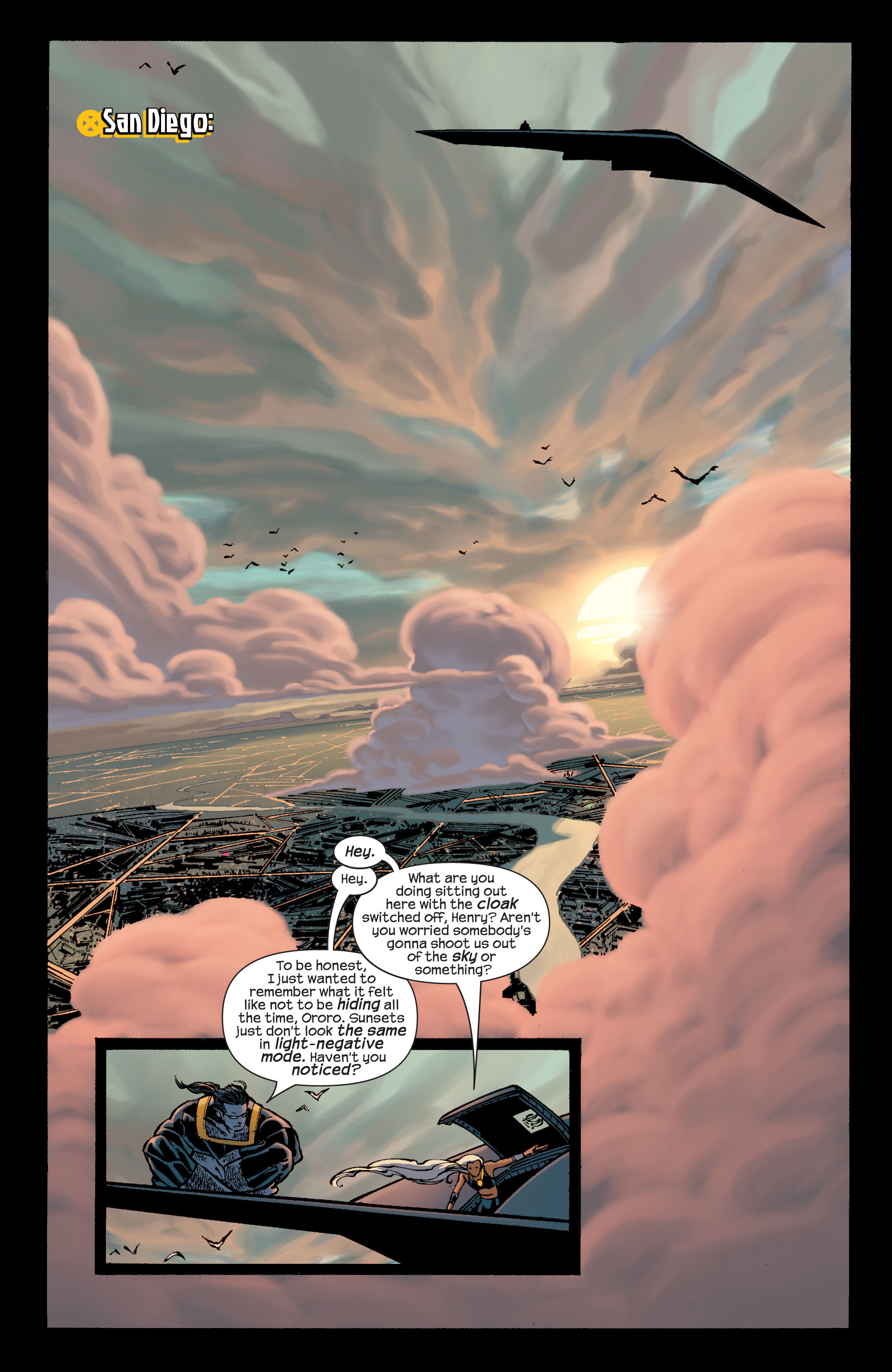 Read online Ultimate X-Men comic -  Issue #29 - 16