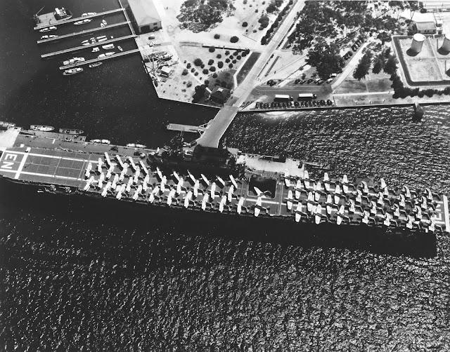 24 June 1940 worldwartwo.filminspector.com USS Enterprise