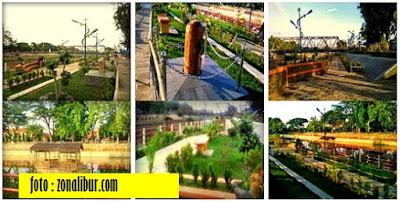 Wisata Cimanuk Park di Indramayu - Blog Mas Hendra