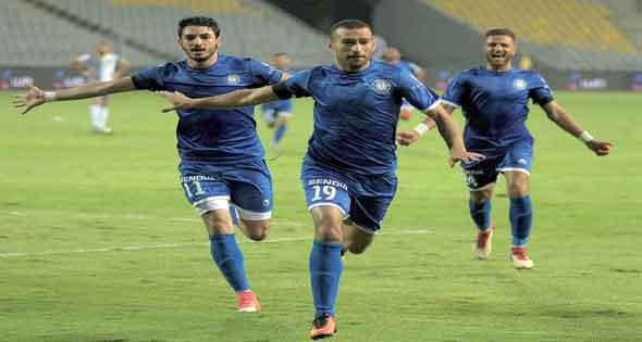 الليلة نهائي كأس مصر بين نادي سموحة ونادي الزمالك