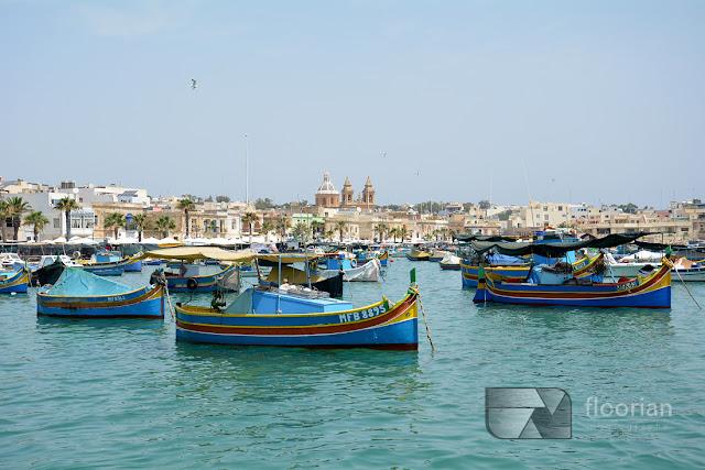 Marsaxlokk - darmowe atrakcje Malty