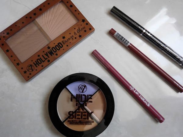 W7 Makeup Haul & First Impressions