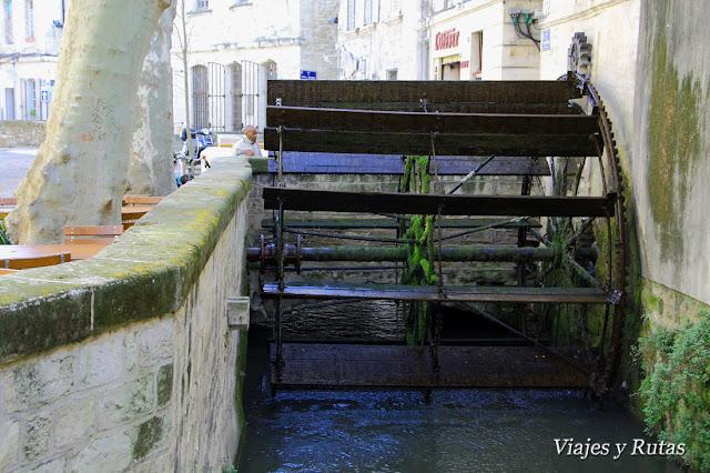 Rue de Teinturies, Avignon