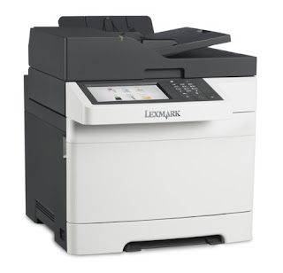 Lexmark CX517de Driver Download
