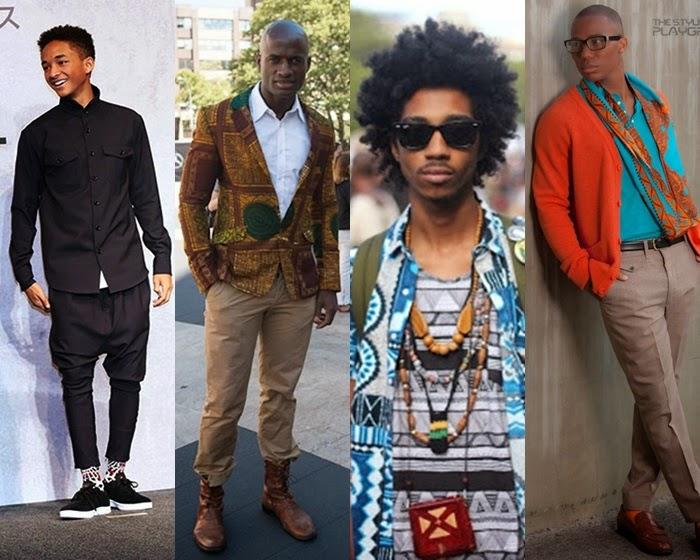 Roupas Africanas Masculinas