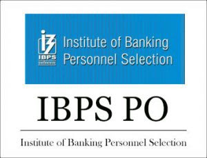 IBPS PO/MT Application Form