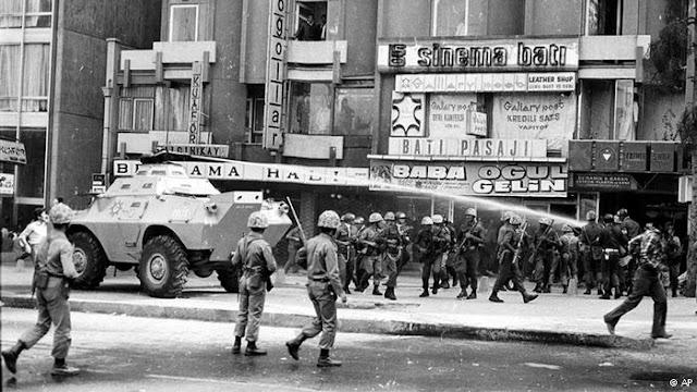 Rangkaian Kudeta Militer di Turki 1952-2016