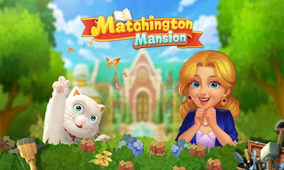 Matchington Mansion MOD (Unlimited Coins,Lives) Apk + Data