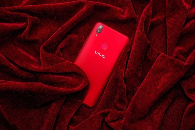 Vivo V9 Red Velvet