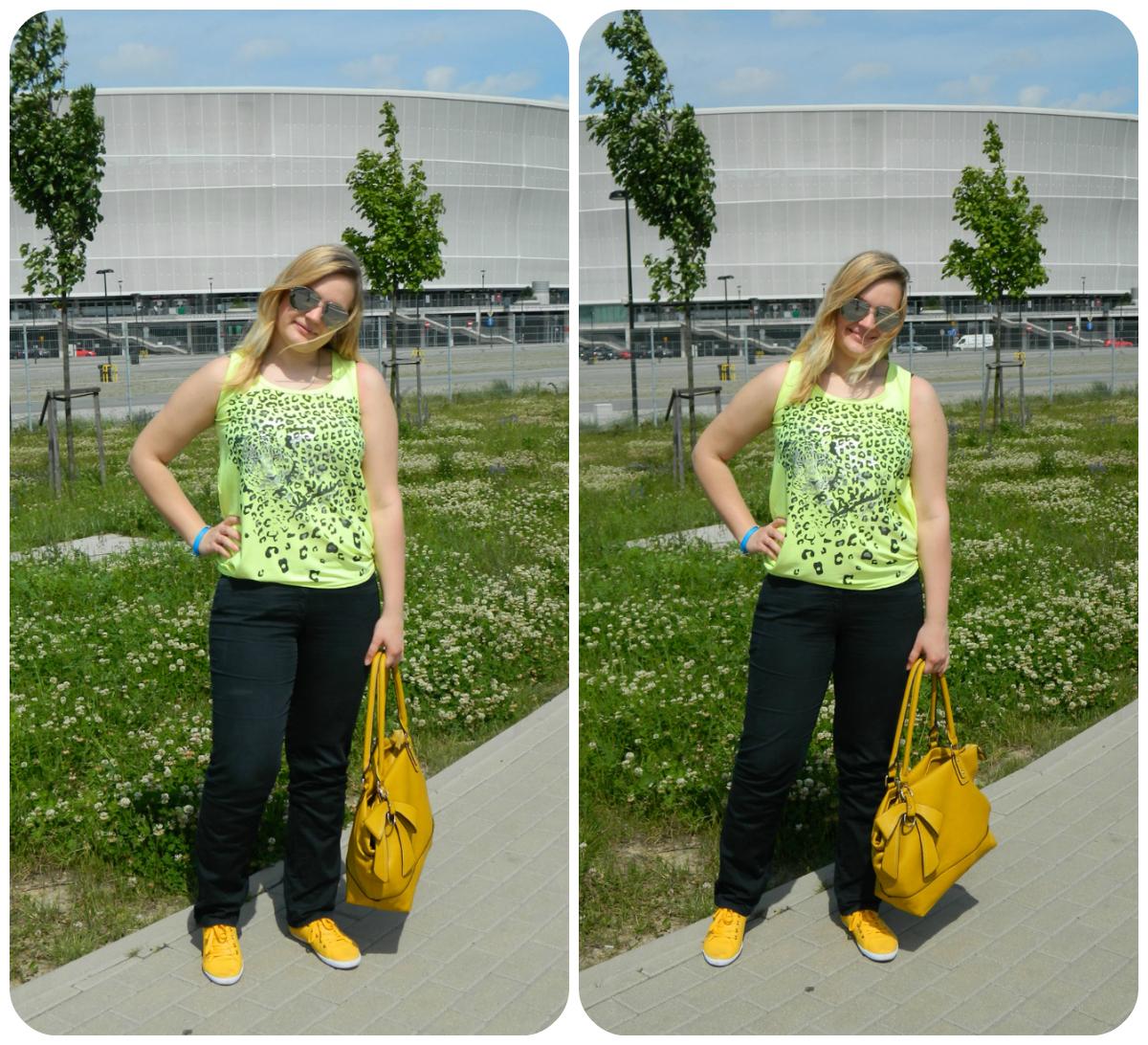 żółta-torebka