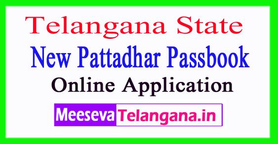 New Pattadhar Passbook Apply Telangana State