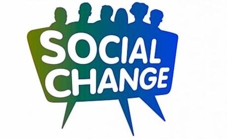 perubahan dalam kehidupan sosial