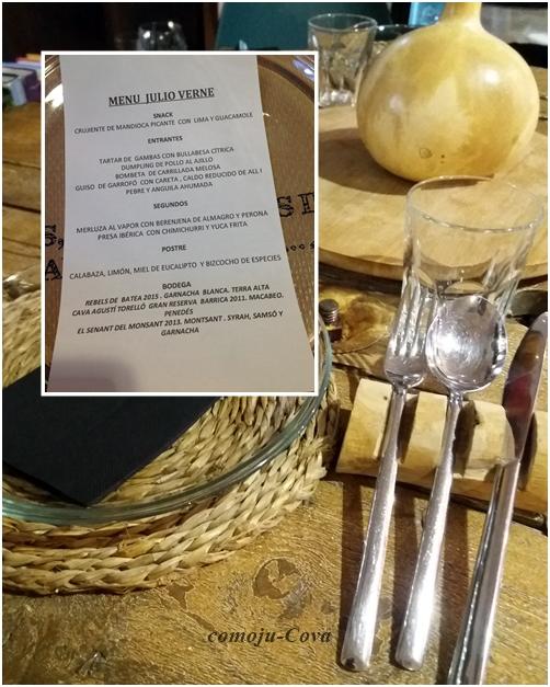 Comoju networkedblogs by ninua - Restaurante julio verne ...