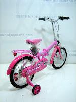4 Sepeda Lipat Anak FAMILY VIOLET 16 Inci
