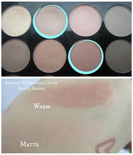 Makeup Revolution 32 Flawless Matte Palette