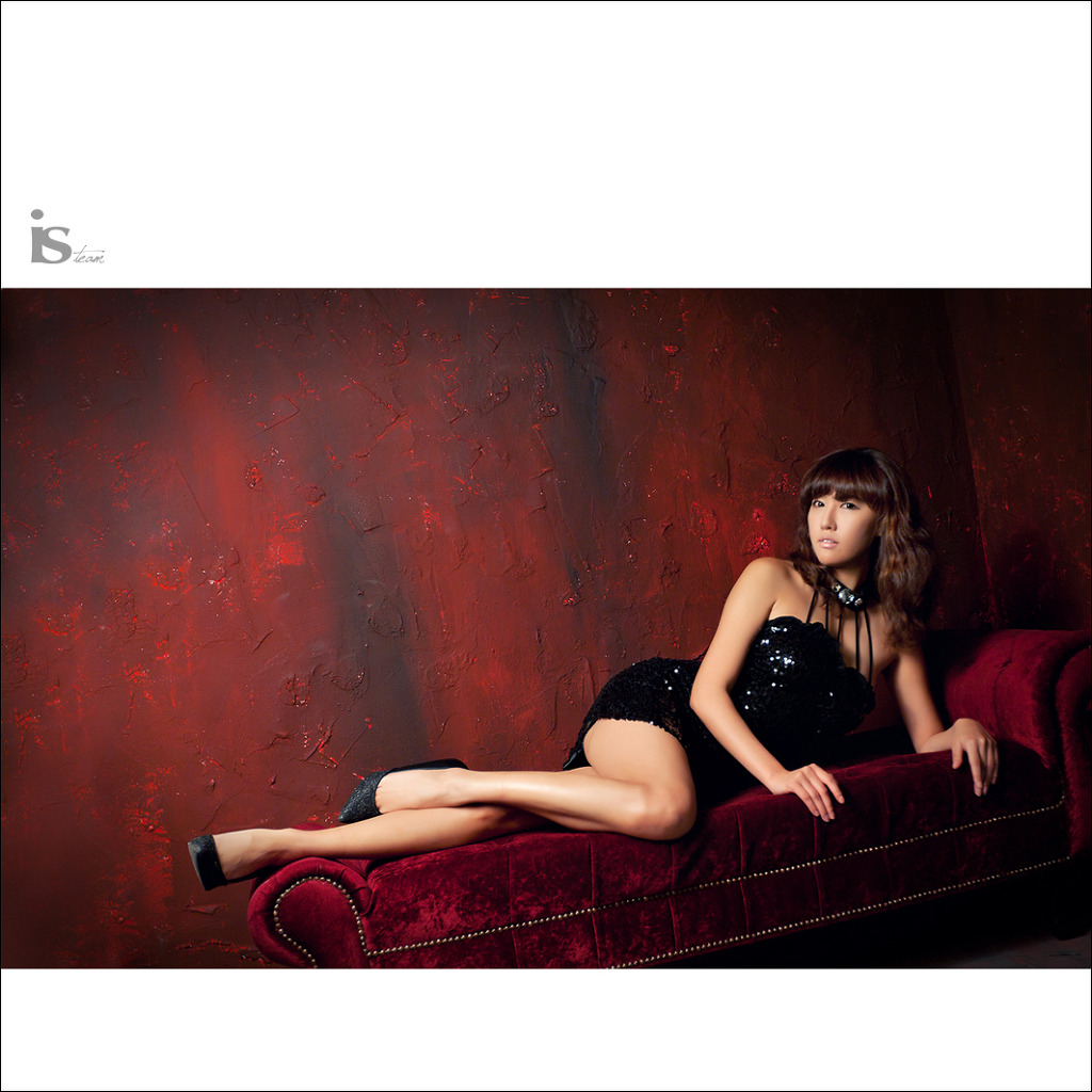 [Jung Yu Ri] 2011.01.13 - Sparkle Black